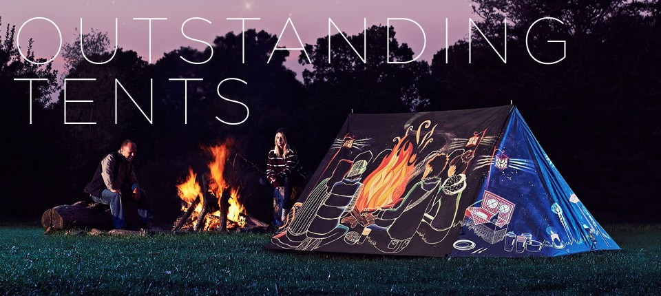 out-tents-camp-fire